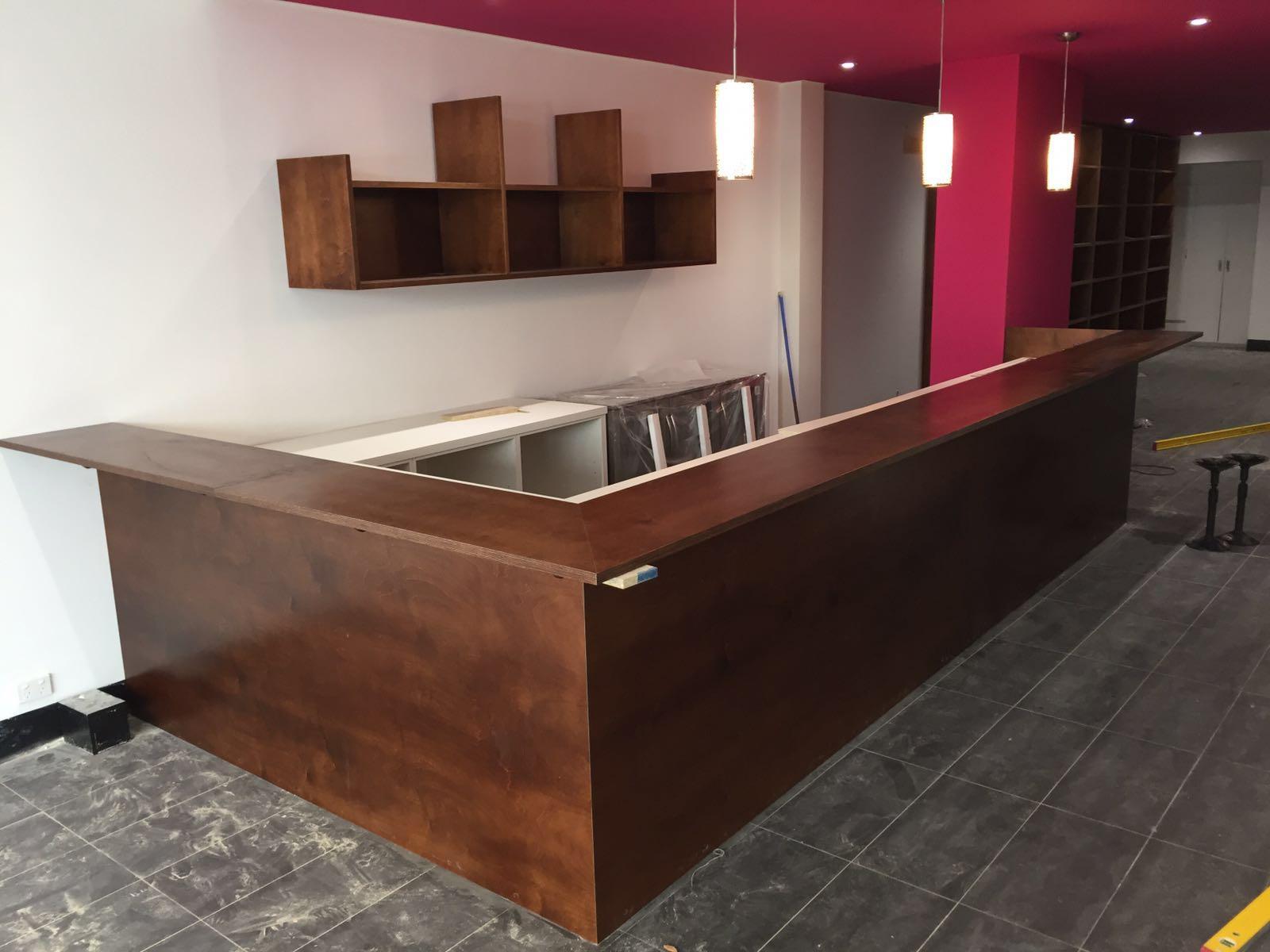 Maintenance Construction at Wine Bar Essendon|Ultimate Chippy