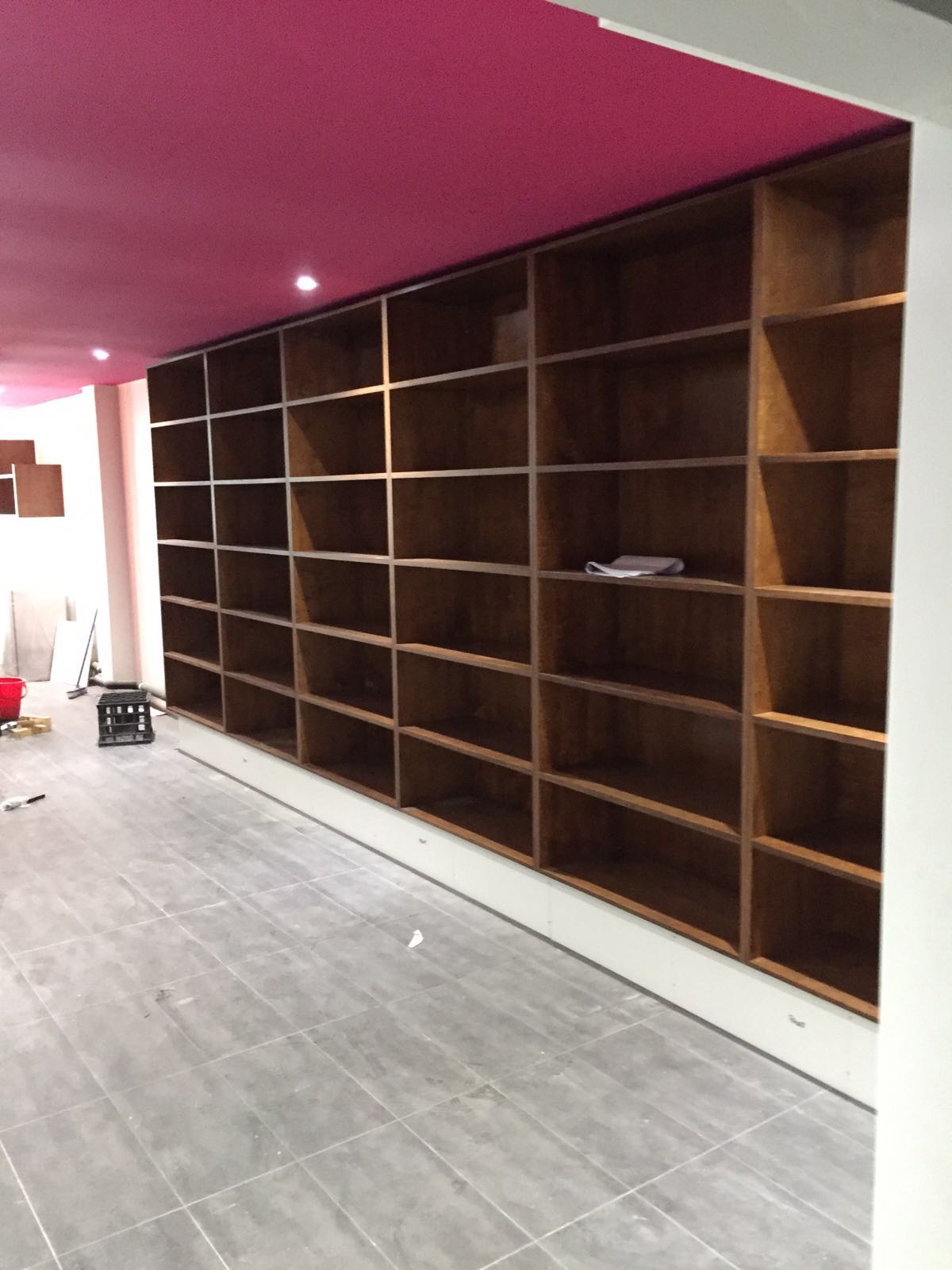 Retail Store Fit out Maintenance at Wine Bar Essendon|Ultimate Chippy